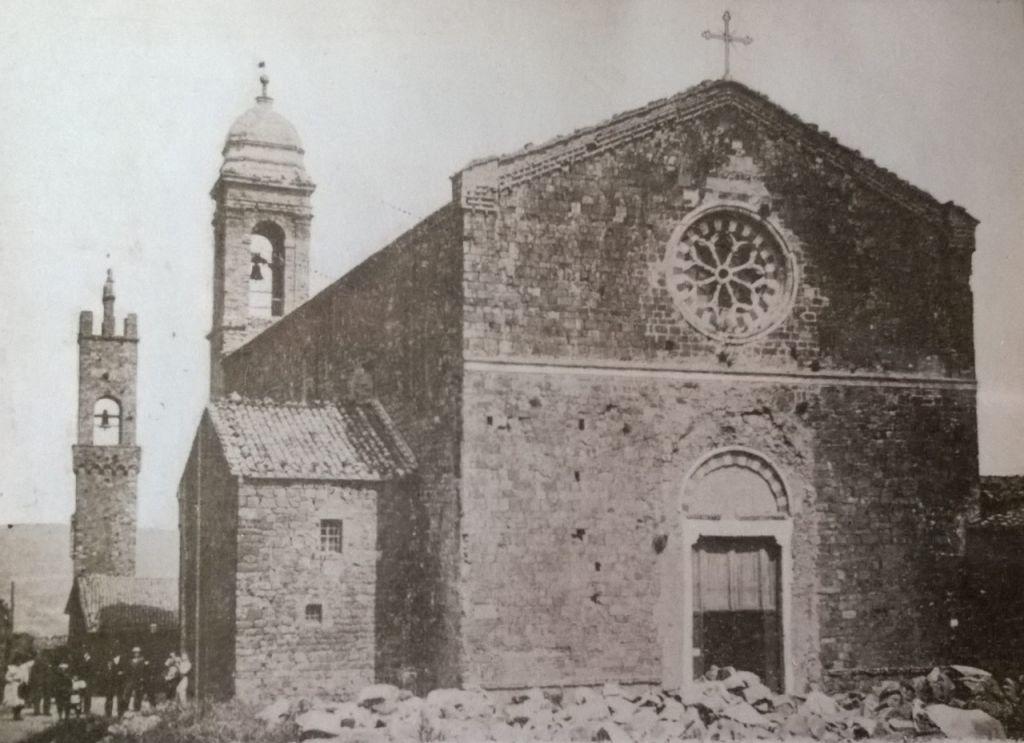 Suono Di Campane A Festa.Emozioni Torna A Suonare La Campana Di Sant Agostino Montalcino News
