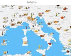 TasteAtlan, l'atlante del cibo a portata di click