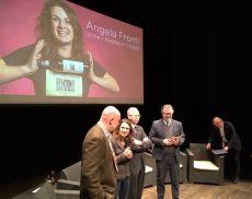 Angela Fronti vince il Premio Gambelli 2019