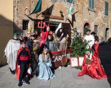 Grande festa a Montisi per il Carnevale