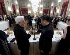 L'incontro tra Sergio Mattarella e il presidente cinese Xi Jinping