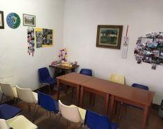 La sede di Auser Montalcino, in Via Mazzini