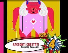 Il libro Racconti Crestati di Riccardo Boccardi su Rai 4