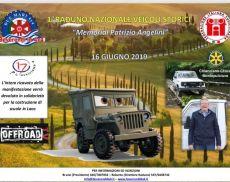 1° raduno nazionale dei veicoli storici a Montalcino
