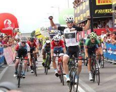 Il Giro d'Italia Under 23 arriva a Montalcino