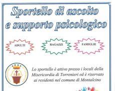 Uno sportello di ascolto per i cittadini di Montalcino