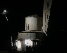 Parsifal le riprese a Sant'Antimo