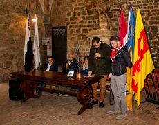 Premiato Emilio Parri, arciere del Borghetto