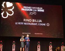 A Rino Billia il premio Michelin Wine for Passion 2020 del Consorzio del Brunello