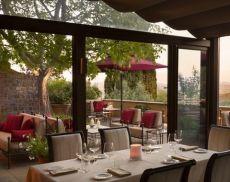 Il ristorante Campo del Drago di Castiglion del Bosco