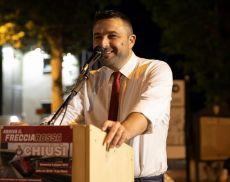 Il sindaco di Chiusi Juri Bettollini