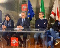 Conferenza in Regione Toscana