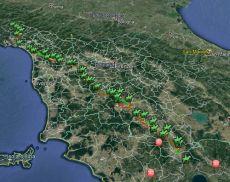 IppoVia Francigena, il progetto per percorrere il tratto toscano della Via Francigena in sella a un cavallo