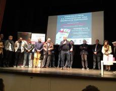 Il Brunello premiato agli Astrusi da Vinibuoni d'Italia