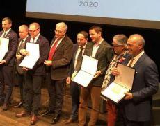 I vincitori del Premio Leccio d'Oro 2020