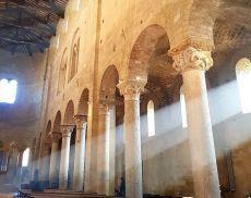 L'Abbazia di Sant'Antimo (foto di don Giovanni Ferrari)