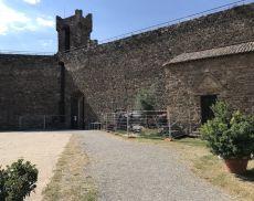Iniziati i lavori in Fortezza a Montalcino