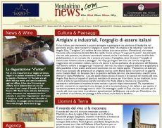 La prima newsletter della Montalcinonews