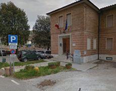 L'ingresso del Liceo Linguistico