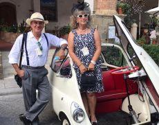 La storia del motorismo a Montalcino Heritage