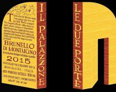 Un'etichetta d'artista per Il Palazzone