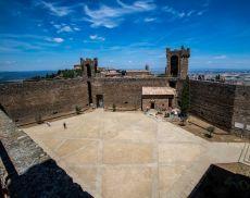 La Fortezza di Montalcino dopo il restyling