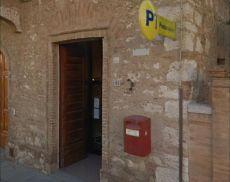Ufficio postale a Torrenieri