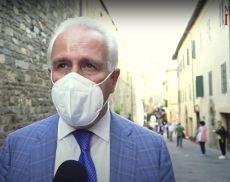Eugenio Giani a Montalcino