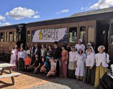 Road to Rome 2021, il ministro del Turismo Massimo Garavaglia ha fatto tappa a Torrenieri