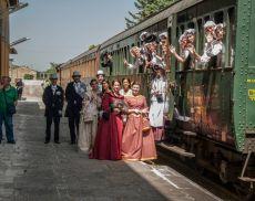 Festa del treno a Torrenieri