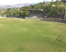 Lo Stadio Soccorso Saloni di Montalcino