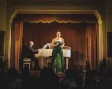 Il Teatro della Grancia di Montisi ha ospitato come ogni anno il festival Solo Belcanto