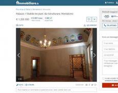 Il Palazzo Signorile di Montalcino tra gli annunci di immobiliare.it