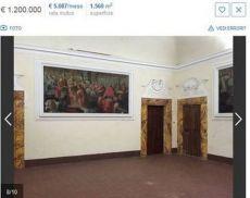 Il Palazzo Vescovile di Montalcino tra gli annunci di immobiliare.it