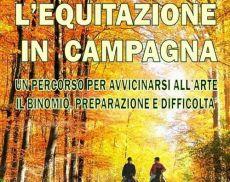 """""""L'equitazione in campagna"""", il nuovo libro di Claudio Fabbri"""