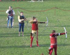 Il Torneo di tiro con l'arco in diretta Facebook by Montalcinonews