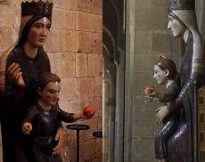 Sant'Antimo, restaurata la statua della Madonna