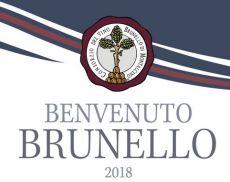 Il programma di Benvenuto Brunello 2018