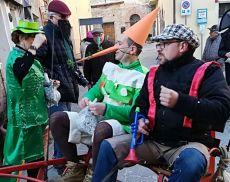 Grande festa per il Carnevale di Montisi