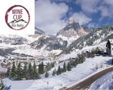 Sci e Brunello sulle Dolomiti con la Wine Cup Alta Badia