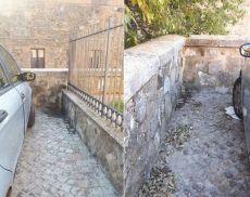 Pipì a Sant'Agostino, così non va