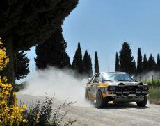 Tuscan Rewind, torna il grande rally a Montalcino