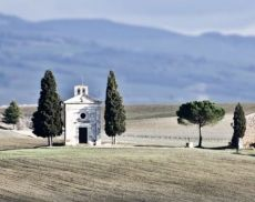 La Val d'Orcia traina il turismo in Toscana