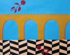 In fabula, la mostra di Rubegni a Montalcino