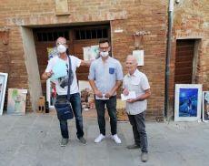 Silvano Carri è il vincitore della categoria Esposizone