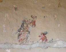 Parete Sala del Consiglio antico Palazzo Comunale1