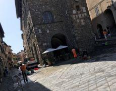 Lavori in Piazza Matteotti