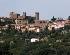 Profilo di Montalcino