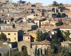 I tetti di Montalcino