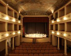 Il Teatro degli Astrusi a Montalcino